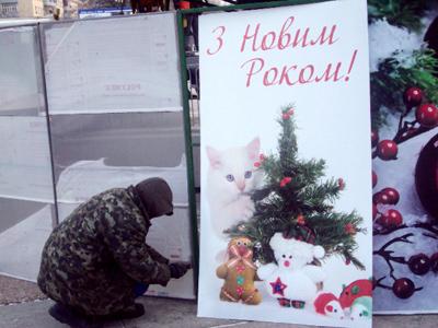 Новорічну ялинку в Житомирі запалять 17 грудня