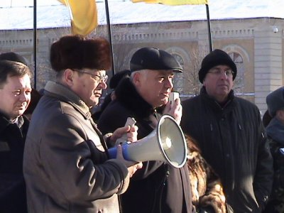 """Житомир протестує проти """"полювання на Тимошенко"""""""