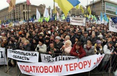 Влада почала репресії проти активістів Майдану-2