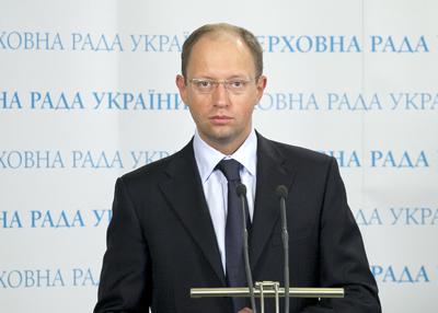 """Яценюк вимагає """"крові"""" Азарова і Присяжнюка"""
