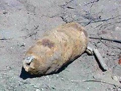 У Житомирі та Станишівці знайшли старі снаряди