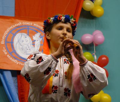 У Житомирі пройшов дитячий комуністичний фестиваль?