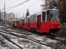 Єдина у Житомирі трамвайна лінія знову зупинилася