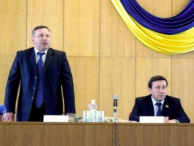 Никитюк представив нового голову Романівщини