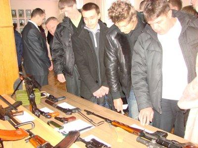 СБУ провела в Житомирі день відкритих дверей