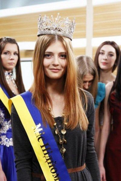 """16-річна житомирянка стала """"Міс Підйом-2011"""""""