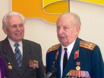 Міська рада привітала ветерана з 90-річчям