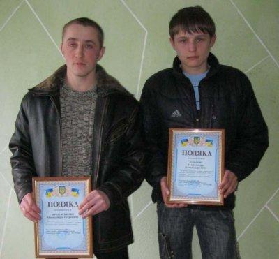Двоє підлітків допомогли затримати грабіжників