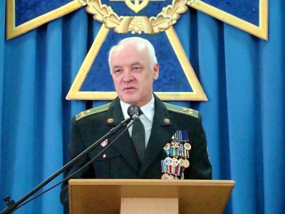Служба безпеки України відзначила своє 19-річчя