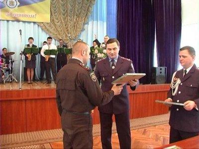 МВС стримано відсвяткувало День внутрішніх військ
