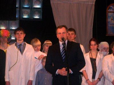 Театр з Харкова показав у Житомирі шокуючу виставу