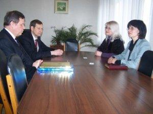 Міська влада поспілкувалася з польськими консулами
