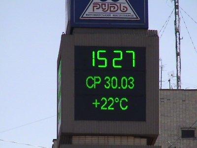 У Житомирі - кліматична катастрофа!!! ФОТО