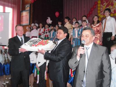Житомирській школі №33 виповнилося 75 років