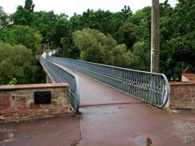 Девушка прыгала с моста, но ее остановили