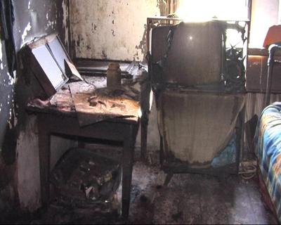 Кошмар у Забілоччі: 3 людей згоріли від 1 цигарки