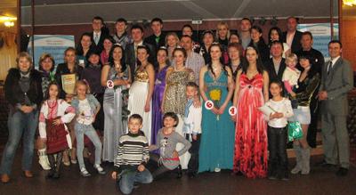 У Житомирі провели конкурс краси серед вагітних