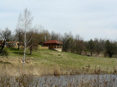 Никитюк їздив дивитися дивні будинки на полігоні