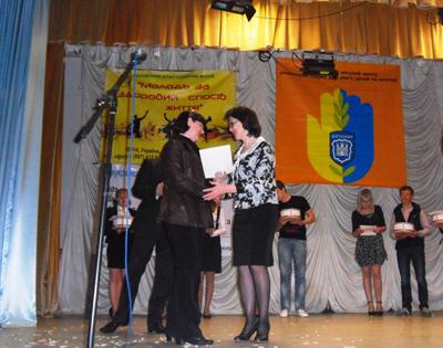 В Житомирі нагородили юних театралів-аматорів