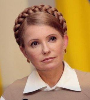 Тимошенко привітала Україну зі святом Великодня