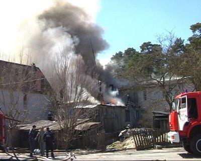 Вогнеборці загасили пожежу, але не врятували життя