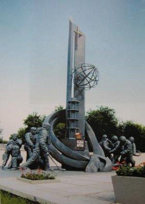 """26 квітня МНС вшанує пам'ять своїх """"чорнобильців"""""""
