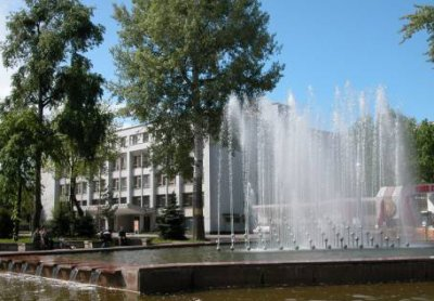 1 травня у Житомирі розпочнеться водяна феєрія