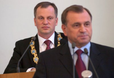 Украина: 24 областями управляют 12 политиков