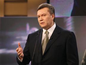 Янукович назвав головну загрозу для України