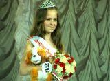 Житомирянка здобула перемогу на Національному фестивалі юних красунь у Києві(ВІДЕО)