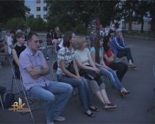 Кінотеатр під відкритим небом в Бердичеві знову запрошує до себе глядачів