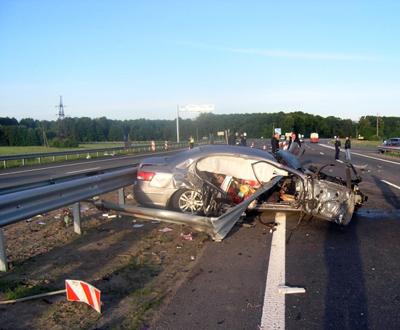 Через аварію під Новоградом загинуло троє осіб