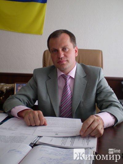 Мер Житомира Володимир Дебой 30 червня святкує день народження