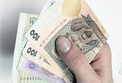 Зарплата в Україні збільшилася за рік на 6%