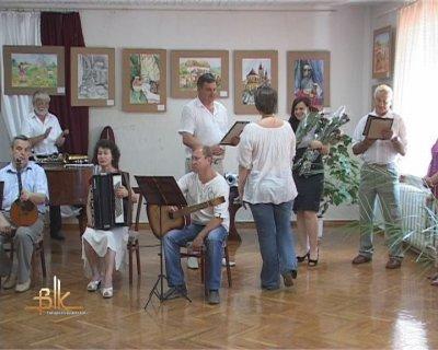 Відбувся творчий звіт художніх шкіл Житомирщини