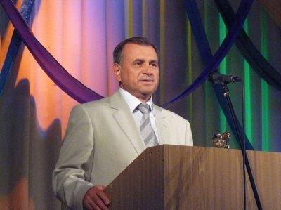 Сергій Рижук на урочистостях з нагоди Дня медичного працівника
