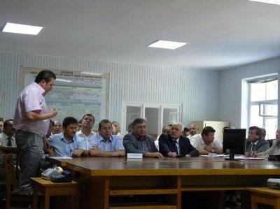 Відбулось спільне засідання колегії обласної державної адміністрації, Військової ради 8 армійського корпусу та спільна нарада голів місцевих рад