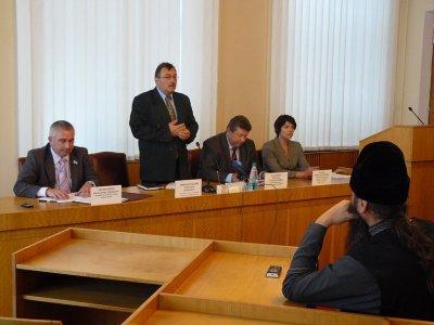 Влада Житомирщини відкрита перед релігійними громадами для спілкування