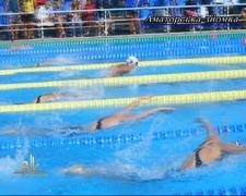 На VI Літніх юнацьких спортивних іграх бердичівлянка доплила до І-го місця(ВІДЕО)
