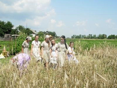 На Житомирщині пройшли етножнива