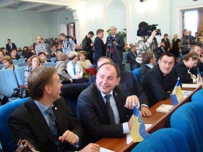 Партия регионов готовит «переворот» в Житомире?