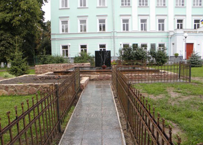 В Житомирі з'явився новий фонтан