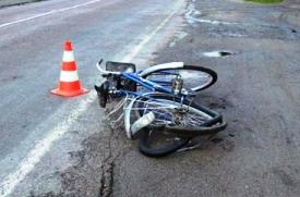 Вчора в ДТП постраждали  велосипедисти