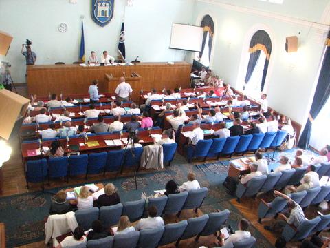 Из-за секретаря Киевсовета могут разогнать Житомирский горсовет
