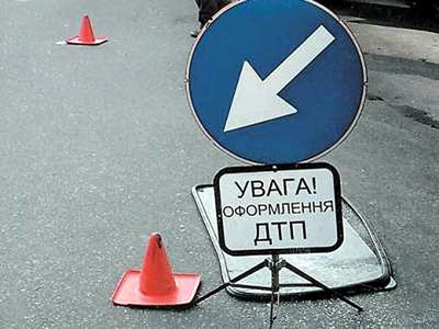 Водій DAFа на смерть збив житомирянку, яка виходила з трамваю