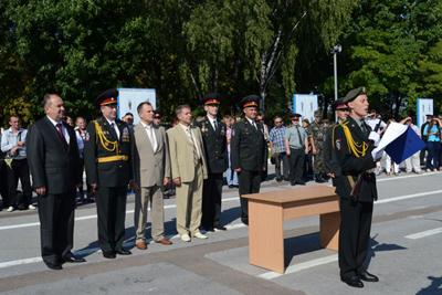 Житомирський військовий інститут прийняв 125 курсантів