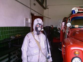 Житомирські пожежники попередили небезпечний вибух