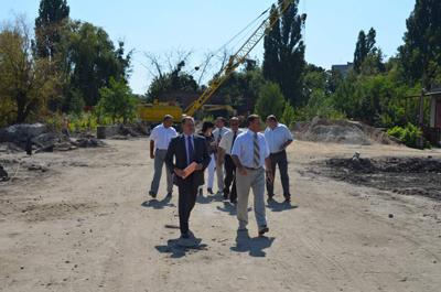 За три роки в Житомирі з'явиться новий житловий комплекс