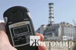 На Житомирщині мірятимуть радіацію