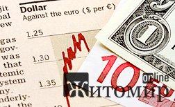 Євро та долар ростуть